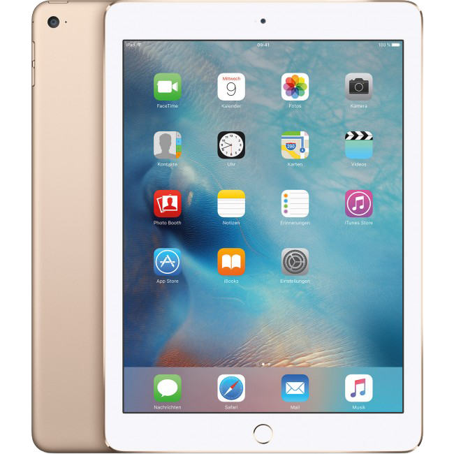 Apple 10.2` iPad WiFi 32 GB, gold (2019)